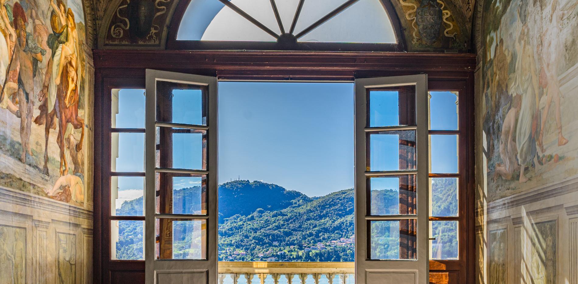 3rd: Lake Como