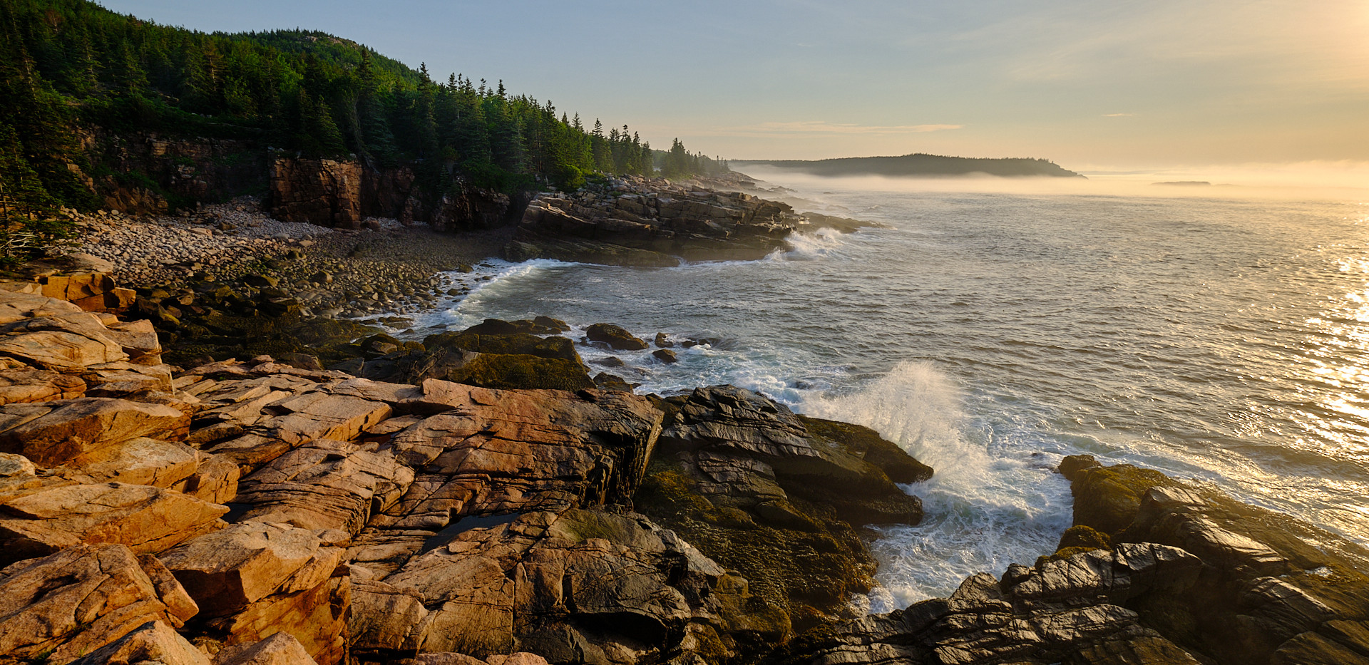 3rd: Acadia