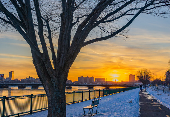 3rd - Sunset on the Charles