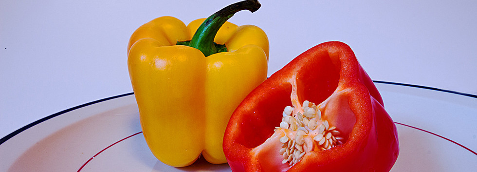 3rd: Sweet Peppers
