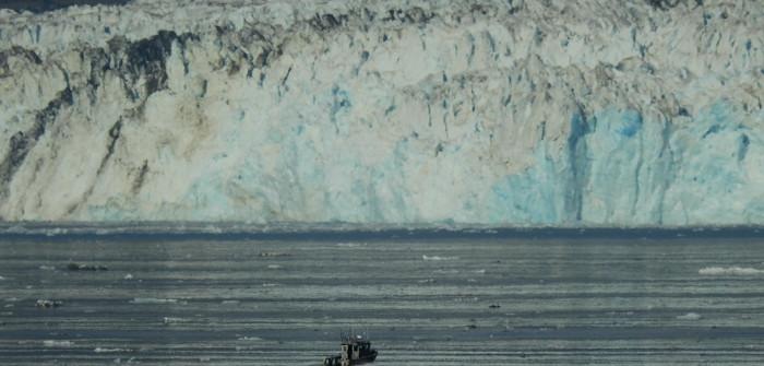 3rd David & Goliath At Hubbard Glacier