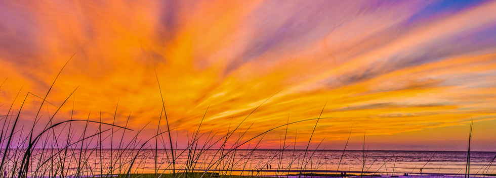 HM - Skaket sunset