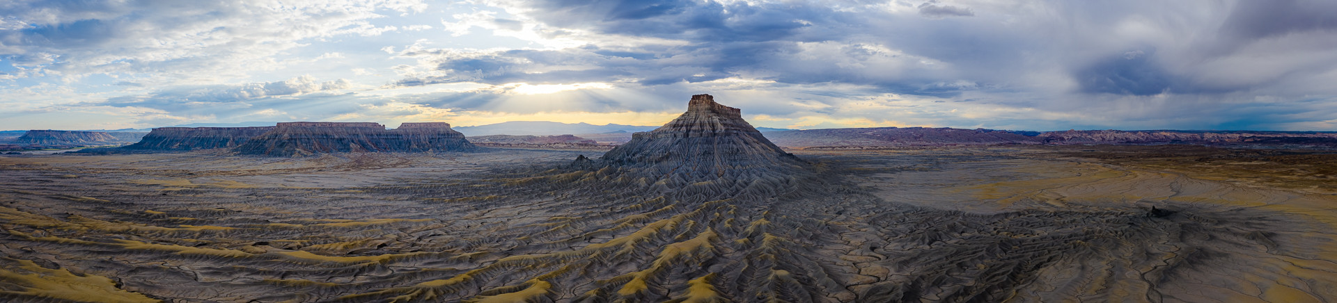 1st: Utah Badlands