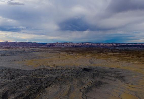 1st: Utah Badlands