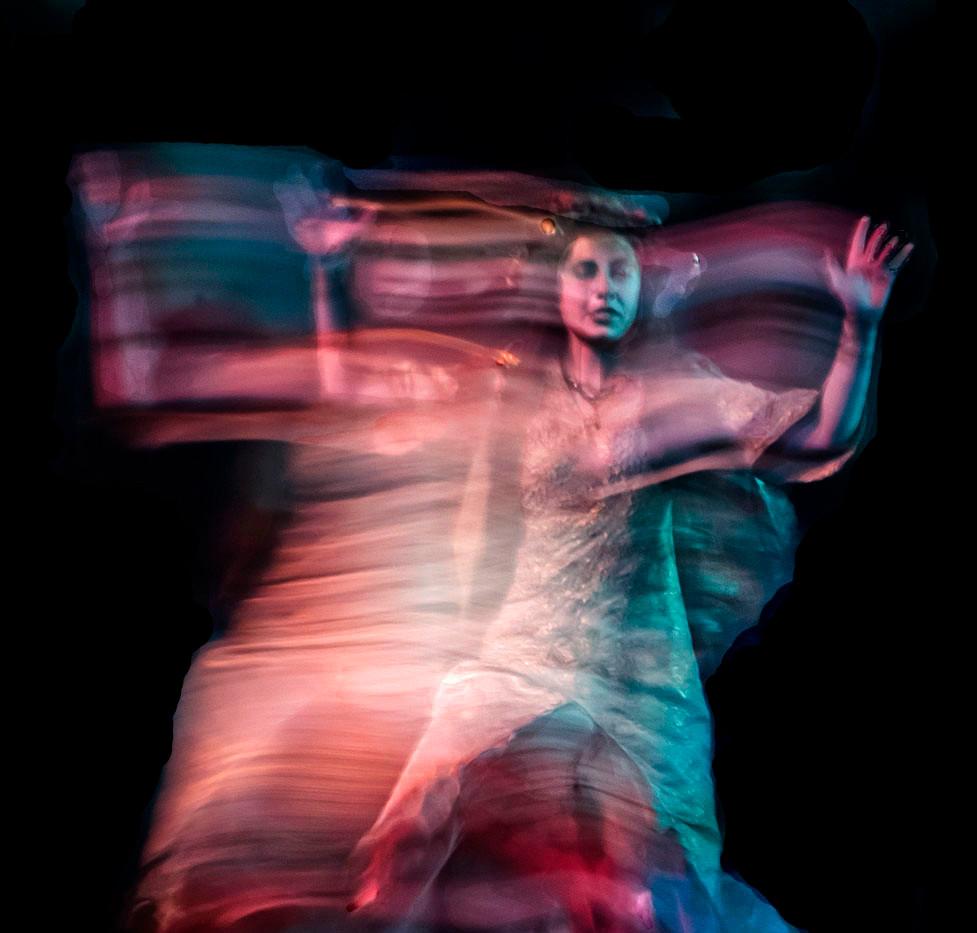 1st: Indian Dancer