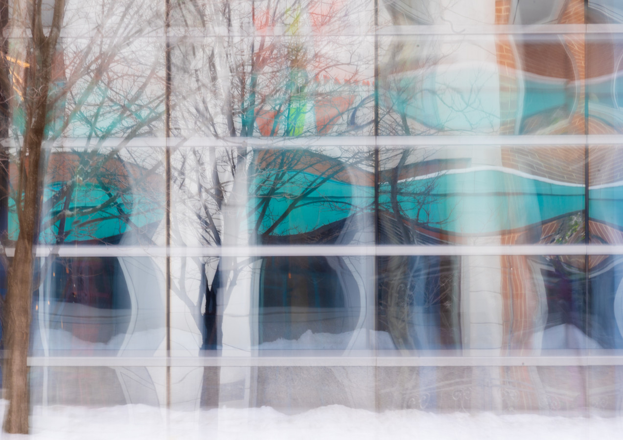 Kendall Square Reflection