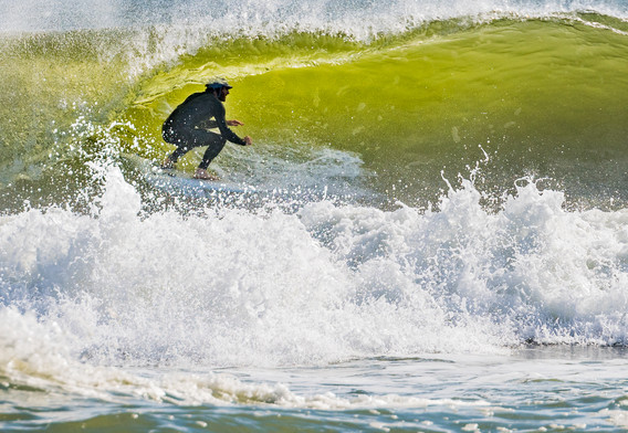 3rd: Nauset Beach Surfer