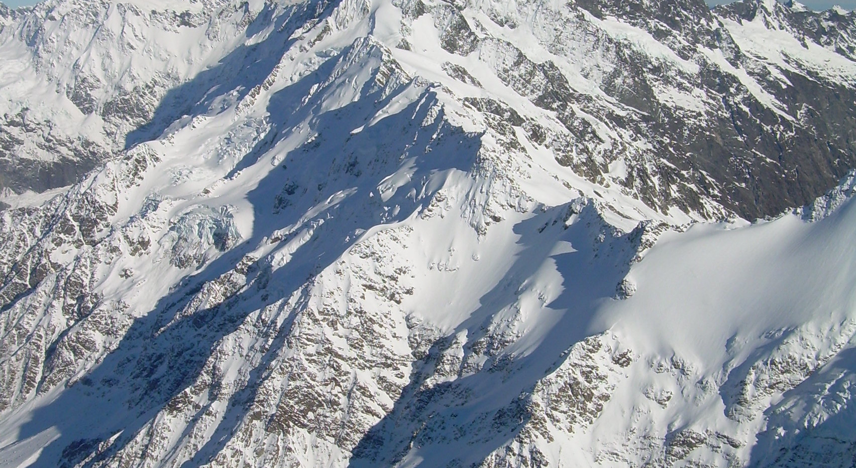 2nd: Southern Alps Shadows