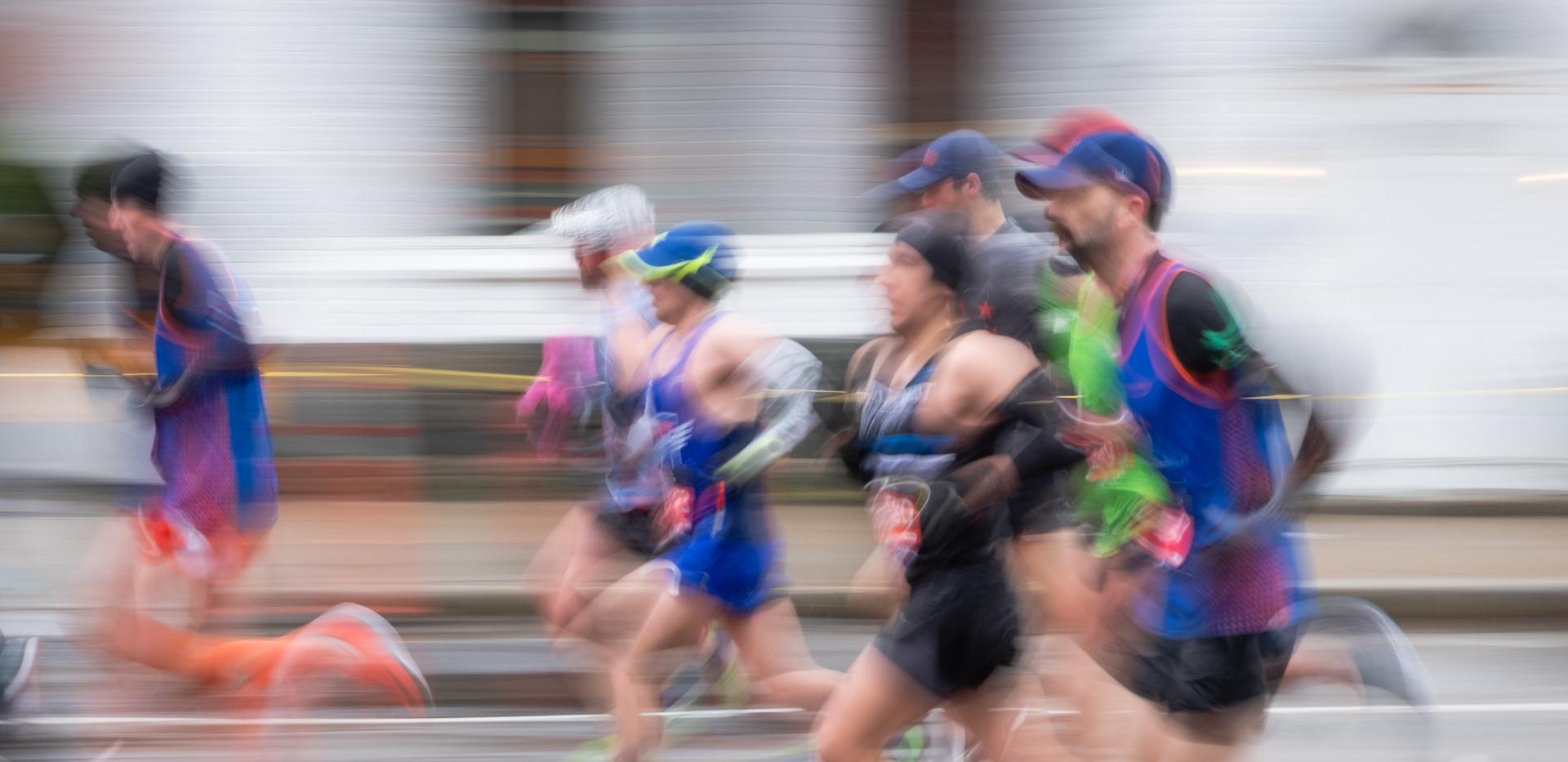 3rd: Marathon