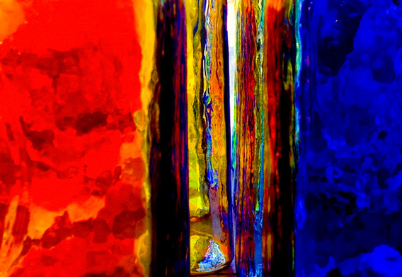 1st - Colorful Glass