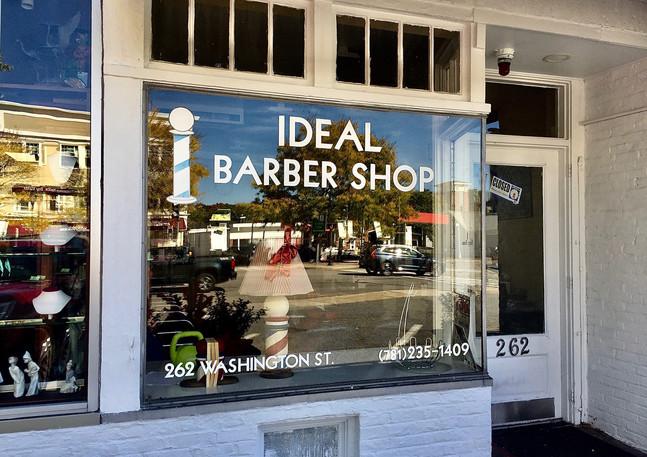 Ideal Barber