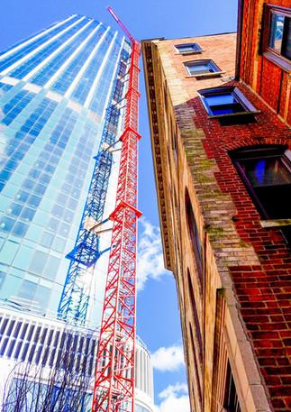 Skewed Perspective, Boston, MA