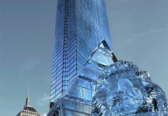 2nd - 3 Ice Sculptures
