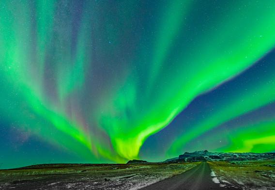 HM: Aurora Borealis