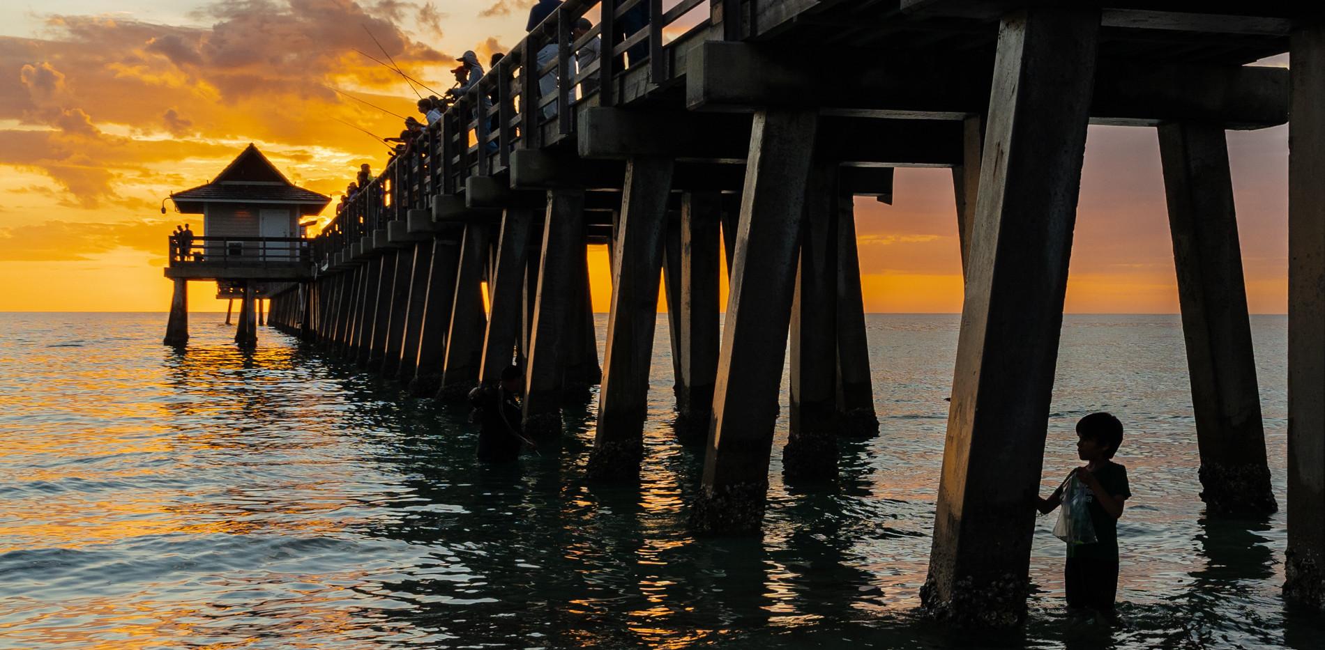 3rd: Under the Pier