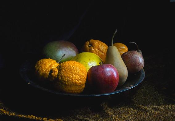 1st: Fruit Bowl at NIght