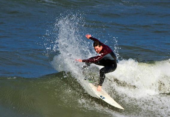3rd: Surfs Up