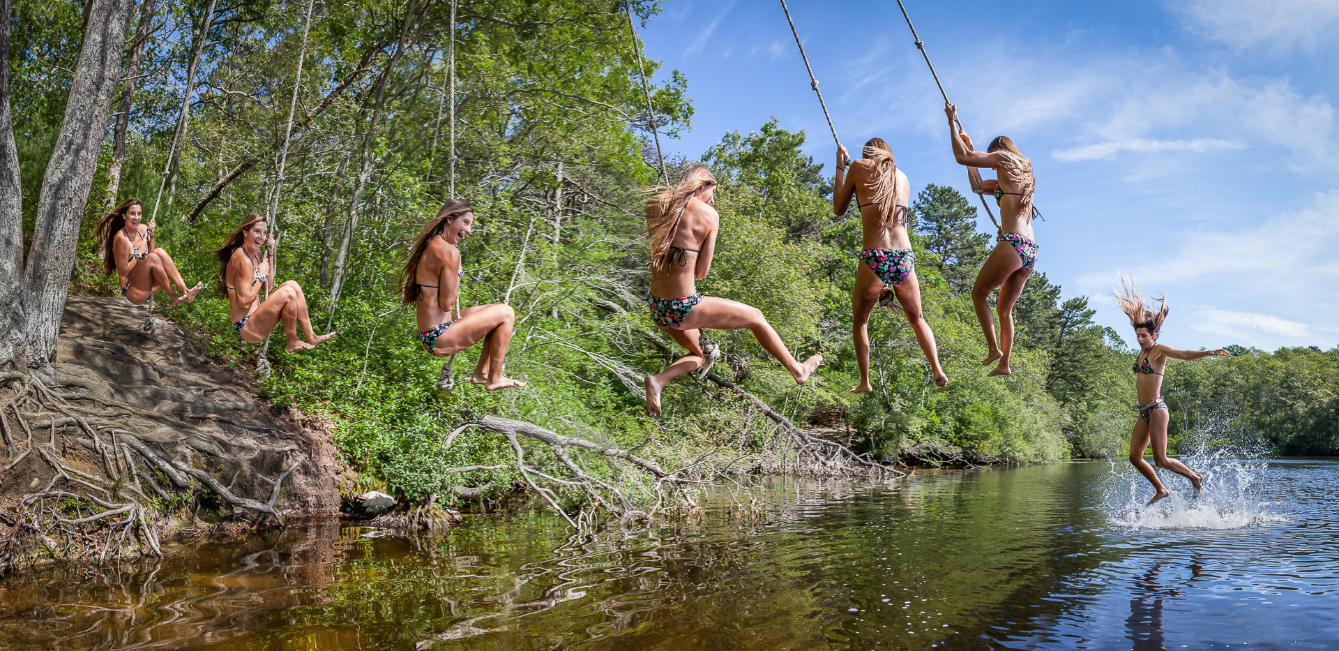 HM: Rope Swing