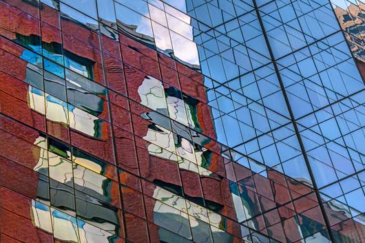 Boston Evening Windows
