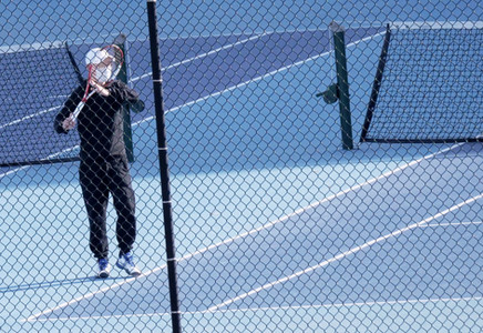 Isolation Tennis