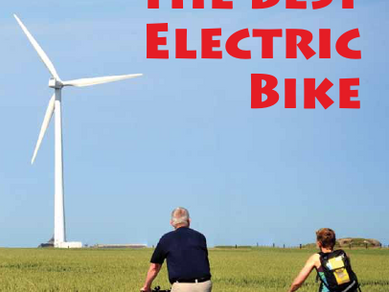 Electric bikes, are They a good thing?