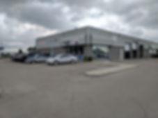 Century Service Retail Building Location