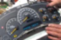 Century Service - Dash Cluster Repair