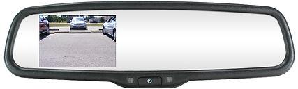 Century Service - Rear View Mirror Backup camera