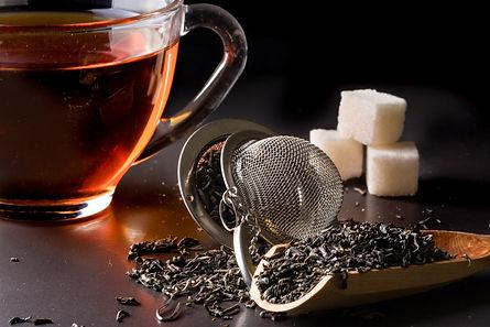 Toasted Chestnut tea