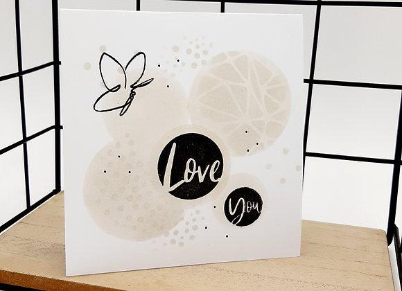 Carte Amour SV22