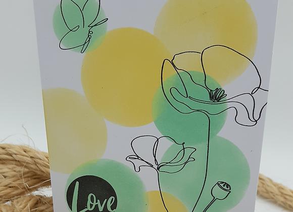 Carte Amour SV21