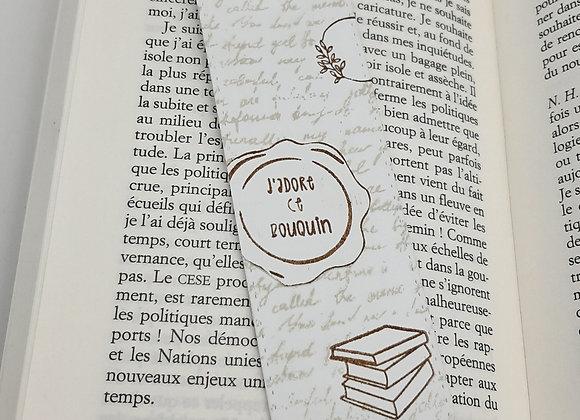 """Marque Pages """"temps suspendu"""""""