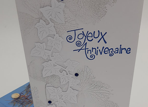 Carte Anniversaire JA23