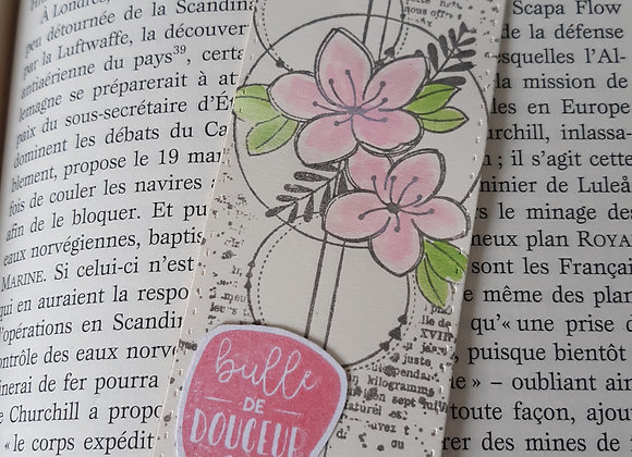 Marque Pages Fleurs