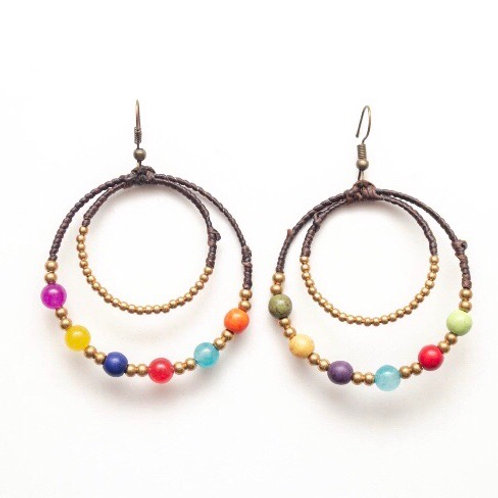 Handcrafted Artisan Earrings