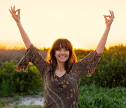 Michelle Robertson Yoga Teacher