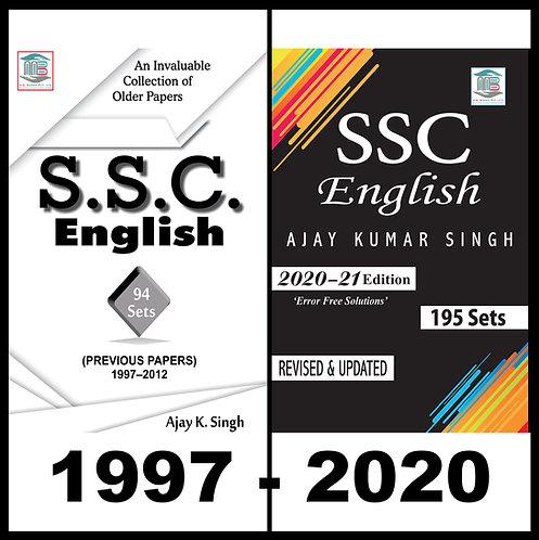 SCC ENGLISH 94 Sets & 195 Sets