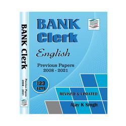 Bank Clerk English 2021