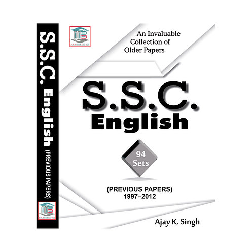 SSC English 94 Sets