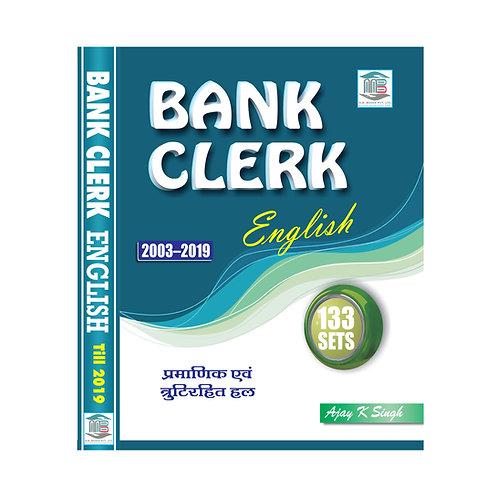 Bank Clerk English