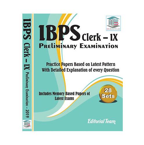 IBPS Clerk (English Medium)