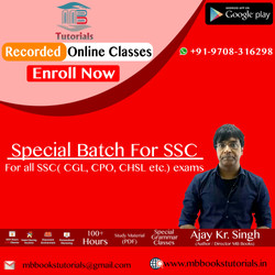 SSC Video Course
