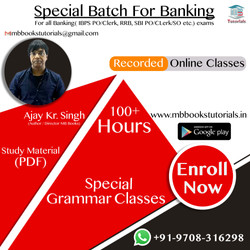 Banking Video Course