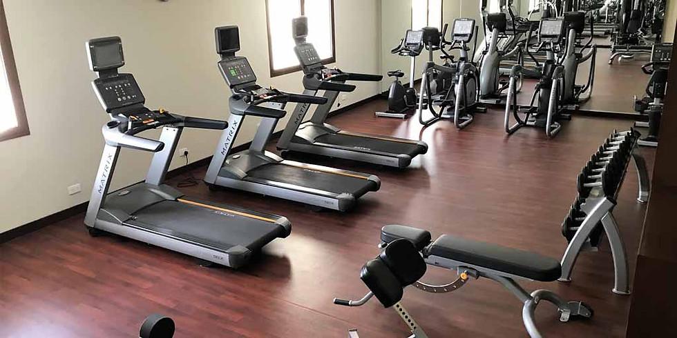 تدريبات اللياقة البدنية