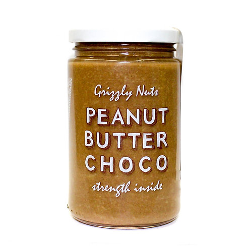 Арахисовая паста шоколадная Chocolate, 370 г