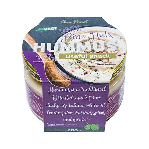 """Хумус """"С кедровыми орешками"""", 200 г"""