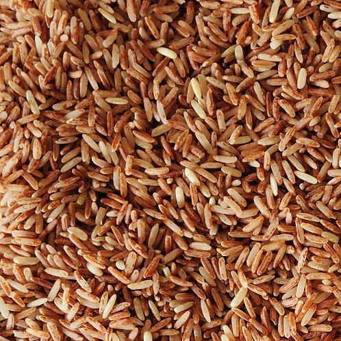 Рис бурый (нешлифованный), 100 г