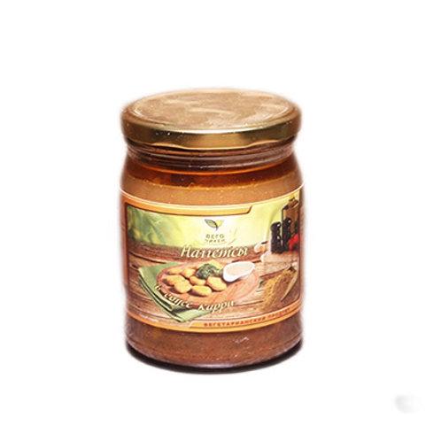 Наггетсы Вего Чикен в соусе карри, 500 г
