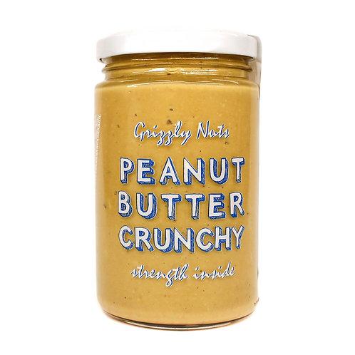 Арахисовая паста хрустящая Crunchy, 370 г