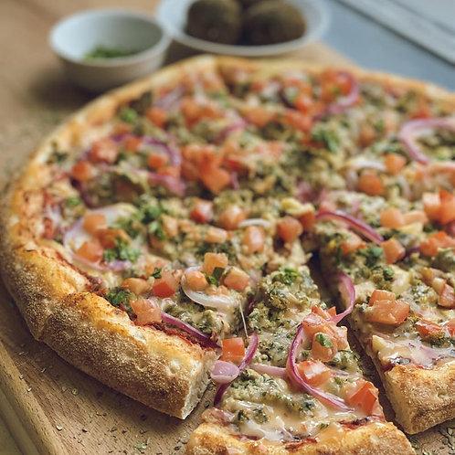 Пицца с фрикадельками, 30 см